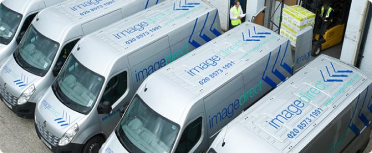 Roof picture of Imagedirect's euro 5 vans