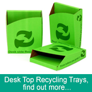Desk Top Recycling Trays, find out more